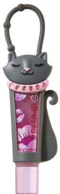 Moments Black Grey Cat Silicon Lip Gloss Holder 2.5 g
