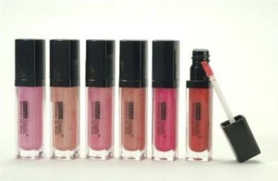Beauty Treats Shimmery Lip Gloss Set 6 Colors 20 ml