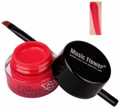 Music Flower Colorstay Cushion Cinema 24 hr Waterproof Lip Gloss 3 g