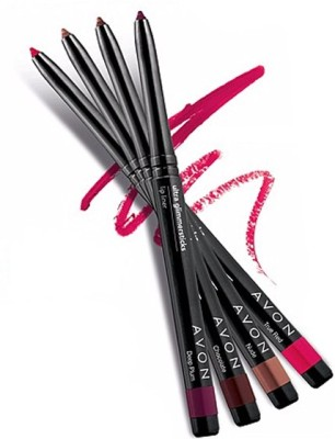 Avon Ultra Color Glimmersticks Lip Liner (set of 4 different shades)