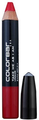 Colorbar Take Me As I Am Lipstick