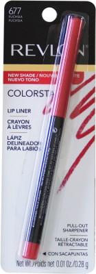 Revlon Colorstay Lip Liner Pencil - Fuchsia(Fuchsia)
