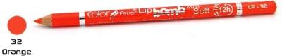 Color Fever Hot Color Lip Liner 32 N(Multicolor,)