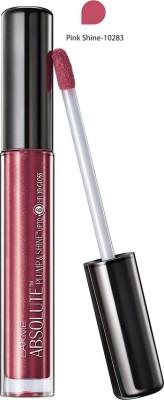 Lakme Absolute Plump & Shine 3D Lip Gloss - 3 ml(Pink Shine)