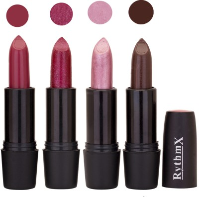 Rythmx Black Important Lipsticks Combo 55 16 g
