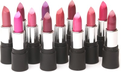 Foolzy Pack of 12 Lipstick 48 g