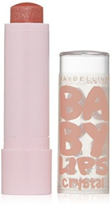 Maybeline New York Baby Lips Crystal Lip Balm Twinkling Taupe Twinkling Taupe 4.5 ml