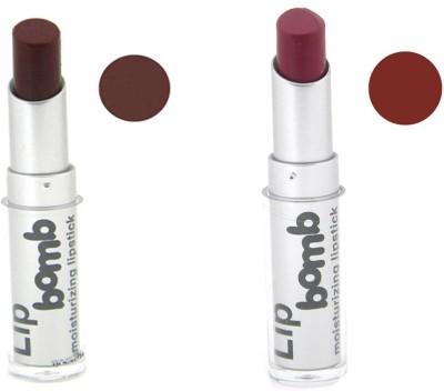 Color Fever Bomb Matte Lipstick 01-03 8 g