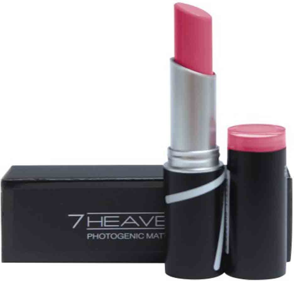 7 Heavens Beautiful Lipstick Pack-GRF- of 1(3.8 g, Pink)