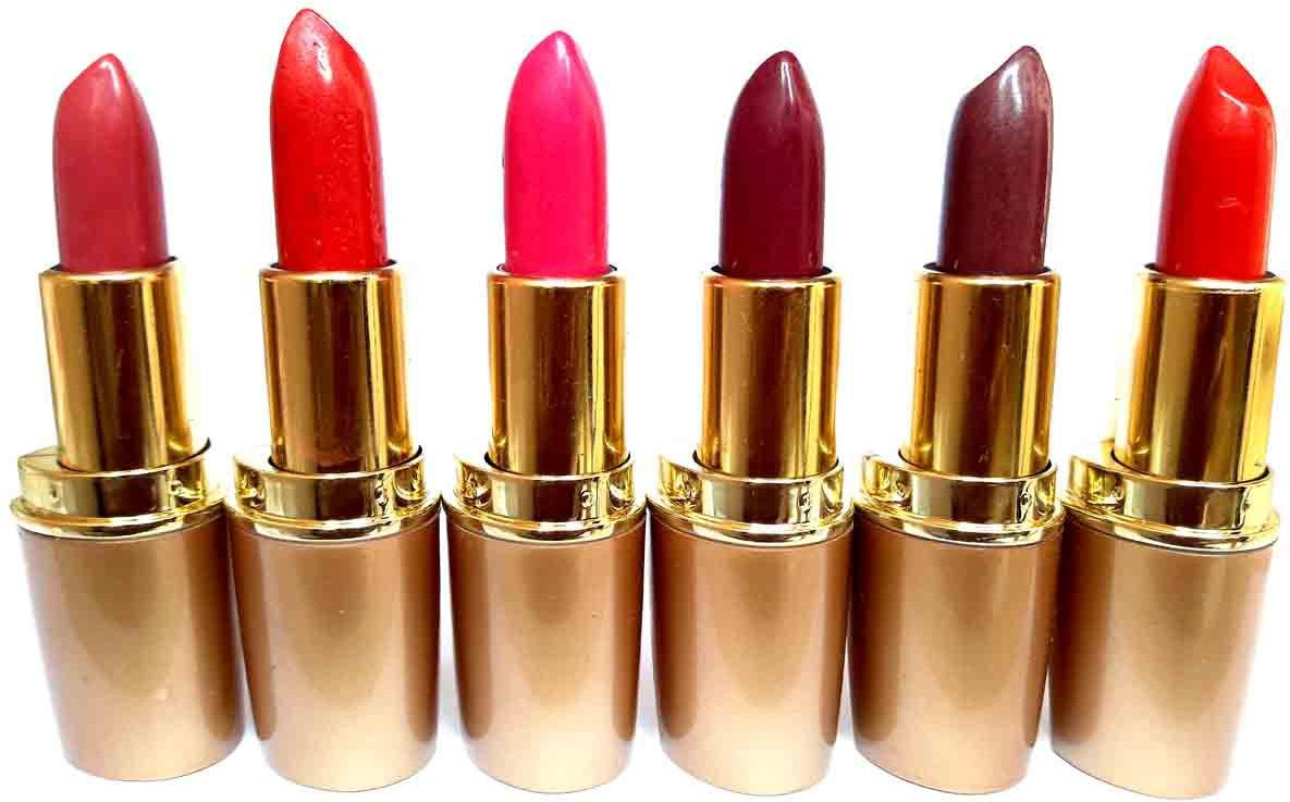 Candy Moisturizing Lipstick C-6B(48 ml, Multicolor)