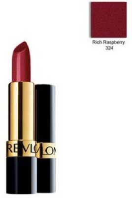Revlon Super Lustrous Lipstick, Rich Raspberry 4.2 g
