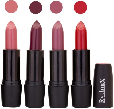 Rythmx Black Important Lipsticks Combo 41 16 g