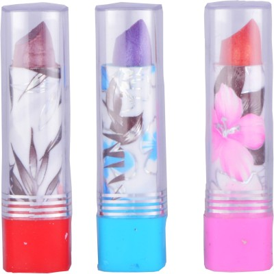 CEUON Multicolor Lipsticks (Packof3) 4 g