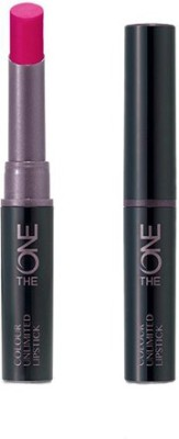 Oriflame Sweden The ONE Colour Unlimited Lipstick(1.7 g, FUCHSIA EXCESS) at flipkart