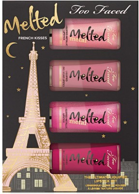 TOO FACED MELTED FRENCH KISSES SET 20 ml