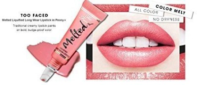 Too Faced Melted Liquified Long Wear Melted Peony Deluxe Mini 4.86 ml