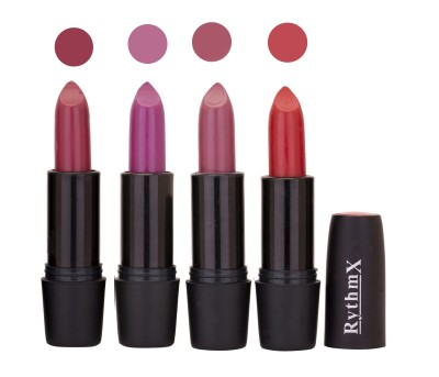 Rythmx Black Important Lipsticks Combo 44 16 g