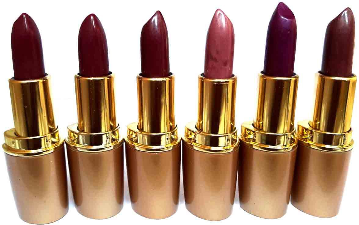 Candy Moisturizing Lipstick C-6D(48 ml, Multicolor)