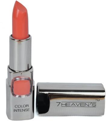 7 Heaven's Color Intense lipstick 3.8 g(605-Peach) 3.8 g