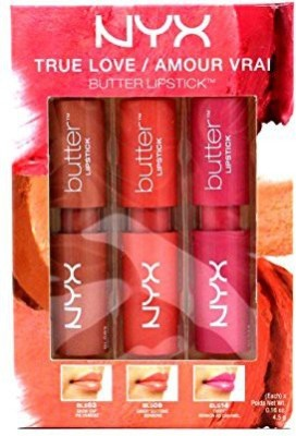 NYX True Love Limited Butter Set 6 g