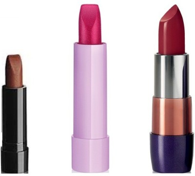 Oriflame Sweden Lipsticks-brown and red and violet 10.5 g