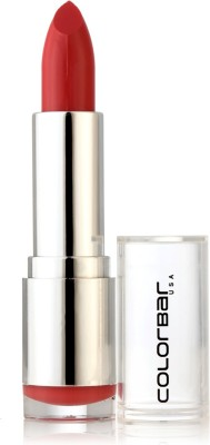 Colorbar Velvet Matte Lipstick Thrilling Pink 4.2 g