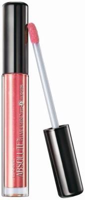Lakme Absolute Plump and Shine Lip Gloss 3 ml(Rose Shine)