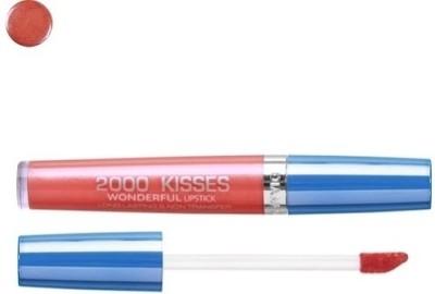 Diana of London 2000 Kisses Wonderful Lipstick32Apricot Pink 8 ML 8 ml