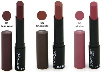 Bonjour Paris Color Cap Lipstick 08-05-02 10.2 g