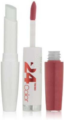 Maybelline Superstay 24 2-step Lipcolor(Blush On 105)