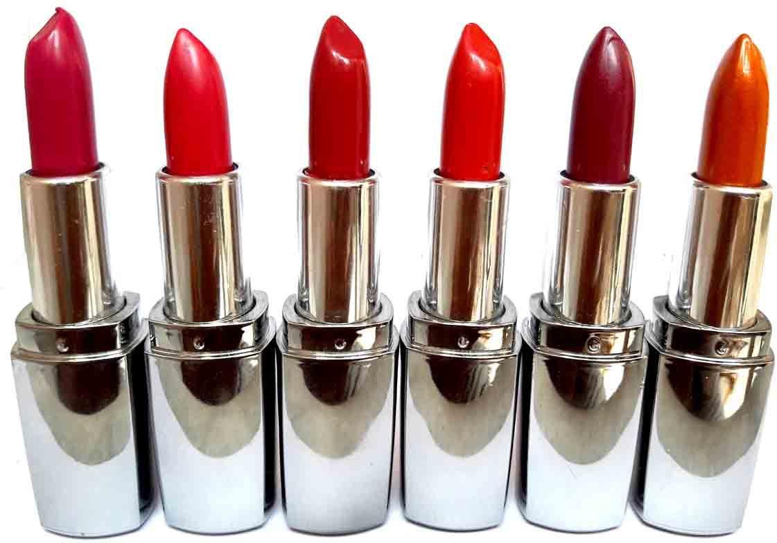Candy Moisturizing Lipstick C-6AB(48 ml, Multicolor)