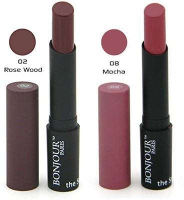Bonjour Paris Color Cap Lipstick 02 08 7 g