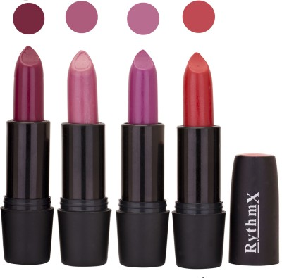 Rythmx Black Important Lipsticks Combo 61 16 g