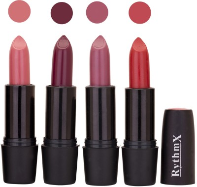 Rythmx Black Important Lipsticks Combo 42 16 g
