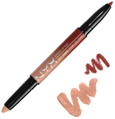 NYX Ombre lip duo 0.59 g(ginger & nutmeg)