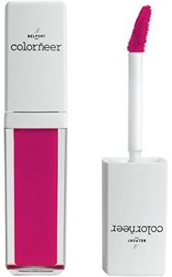 Belport Colorneer Colorneer Real Color Lip Lacquer Urban Pink 6 g