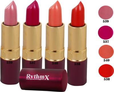 Rythmx Purple Lipstick Comb 539 537 540 538 16 g
