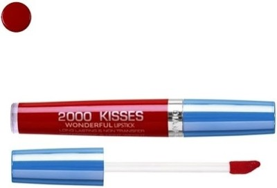 Diana of London 2000 Kisses Wonderful Lipstick35Crimson Red 8 ML 8 ml