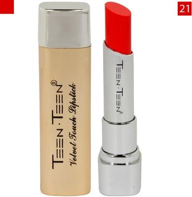 Teen.Teen Velvet Touch Lipstick 21 No. 3.5 g