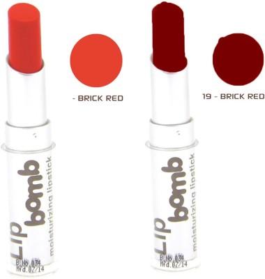 Color Fever Bomb Matte Lipstick 18-19 8 g
