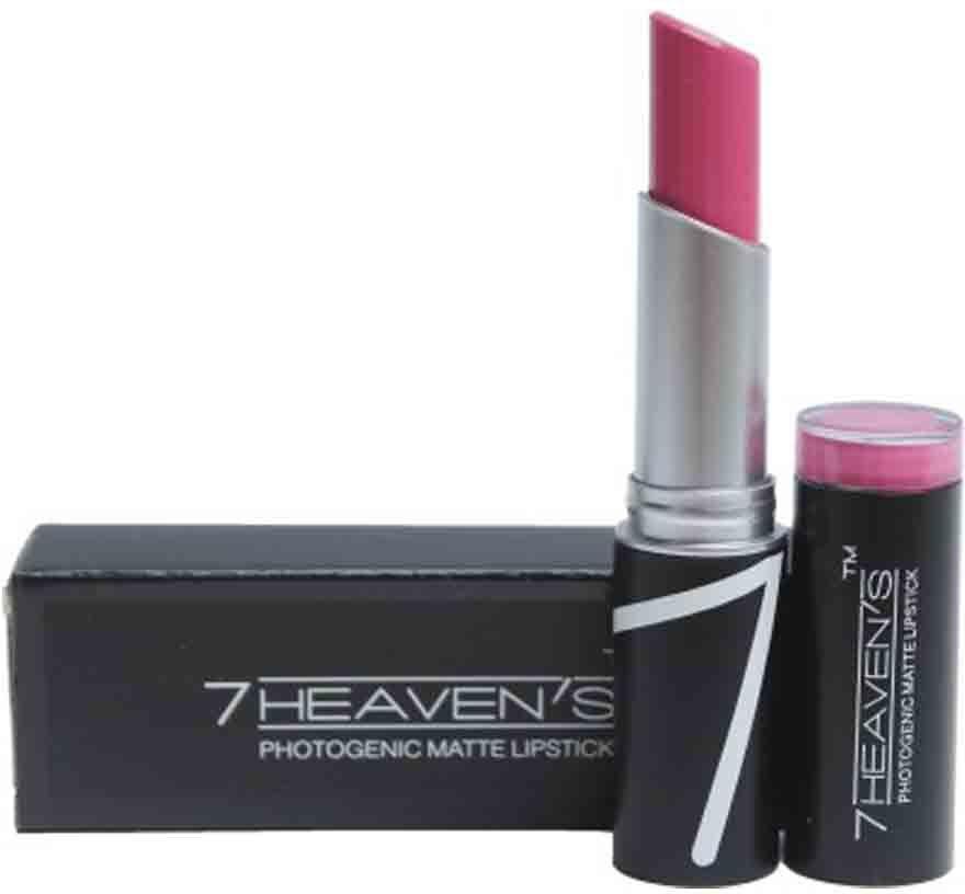 7 Heavens Beautiful Lipstick Pack-WRS- of 1(8 g, Pink)
