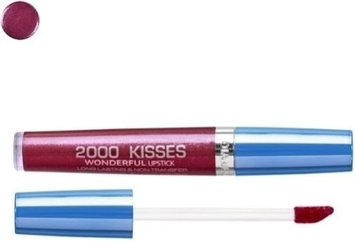 Diana of London 2000 Kisses Wonderful Lipstick26Magenta 8 ML 8 ml