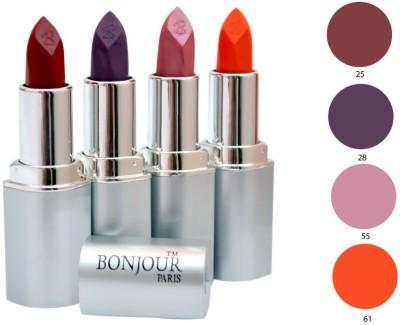 Bonjour Paris Lipstick Magic Combo 16 g