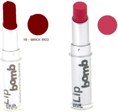 Color Fever CF Bomb Lipstick 19-20 8 g