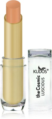 Kudos Color Expert Luscious HD Lipstick Magnificent Nude Shade-21 3.5 g
