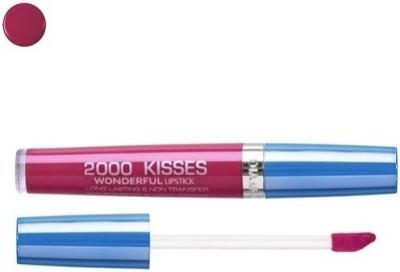 Diana of London 2000 Kisses Wonderful Lipstick31Fuschia Pink 8 ML 8 ml