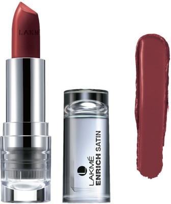 Lakme Enrich Satin Lip Color 4.3 g(Shade M455)