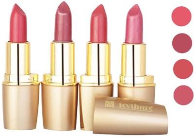 Rythmx Golden Lipstick Combo 528 530 539 545 16 g
