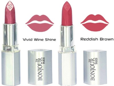 Bonjour Reddish Brown Color Combo-1053 6.8 g