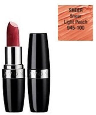 Avon Ultra Color Rich Sheer Series Sheer Light Peach) U300 sheer light peach 6 g